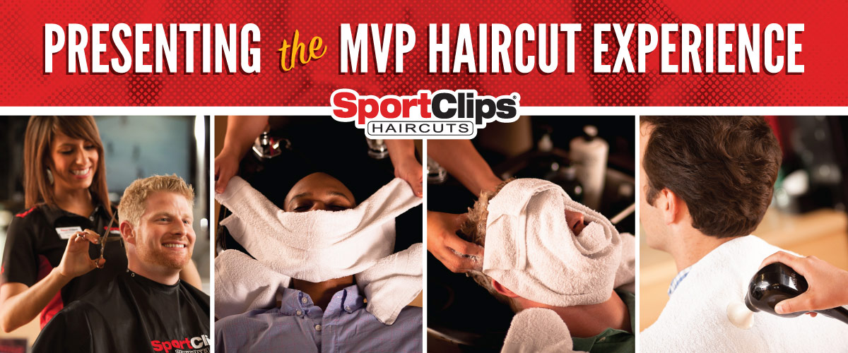 The Sport Clips Haircuts of Brook/Tosa  MVP Haircut Experience